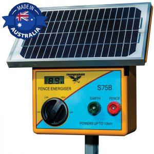Thunderbird S75B 10klm Solar Energiser