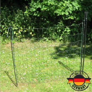 Electric Fencing Hot Gate