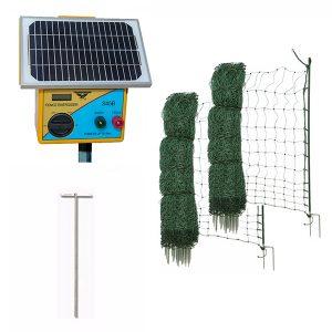 electric net kit 100meters