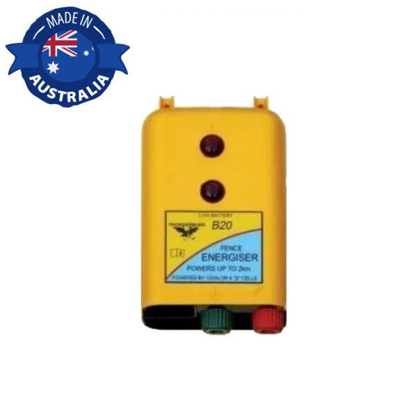Thunderbird B20 Battery Energiser