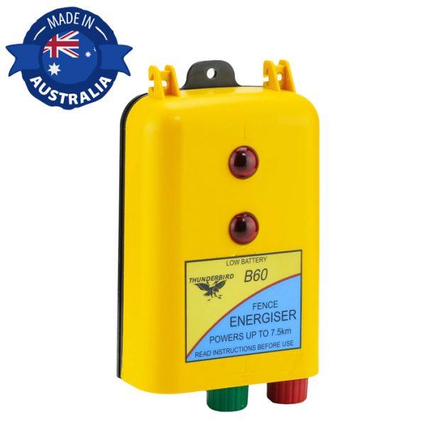 Thunderbird B60 Battery Energiser
