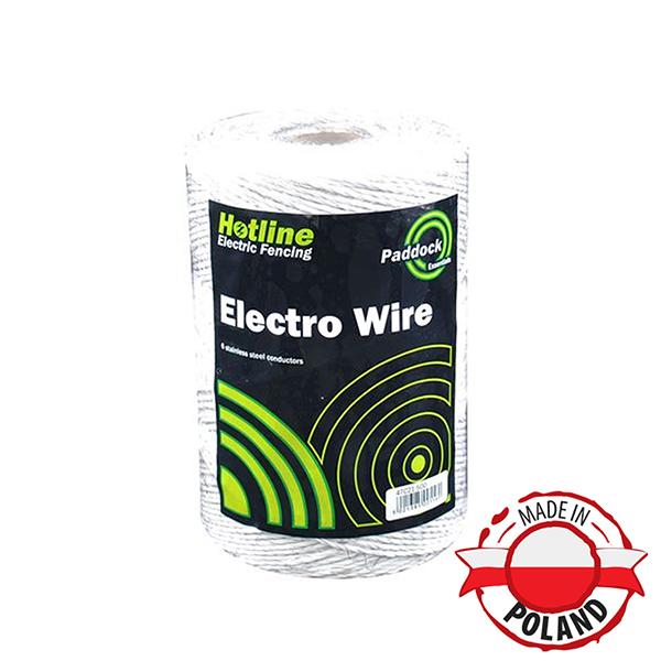 Hotline 250m 6 Strand Electro Wire