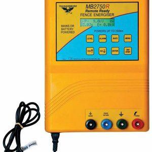 Thunderbird-MB2750-Fence-Energiser
