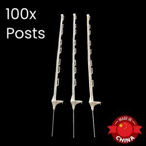 steps in post 100s